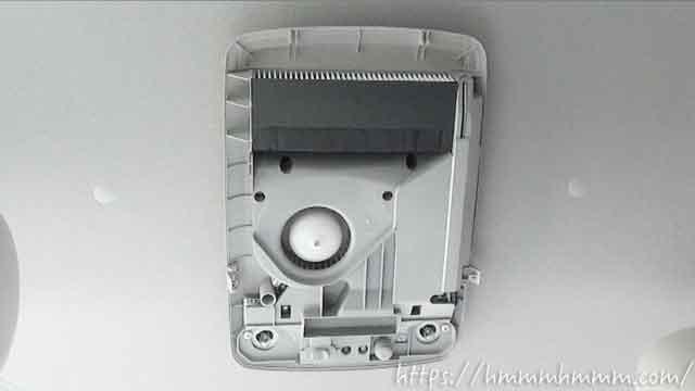 トヨタ純正・除菌イオン空気清浄器