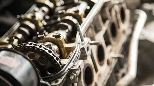 エンジンの内部
