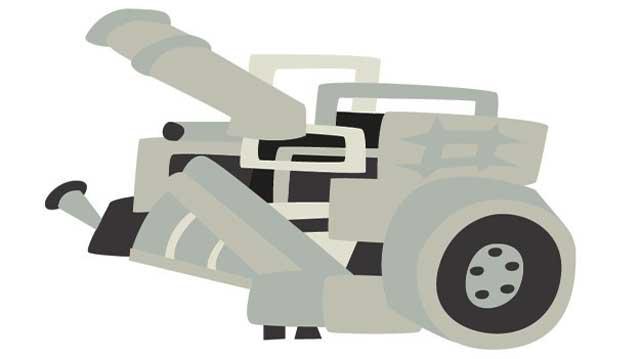 自動車のディーゼルエンジン
