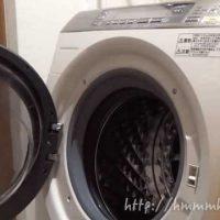 パナソニックのドラム式洗濯乾燥機